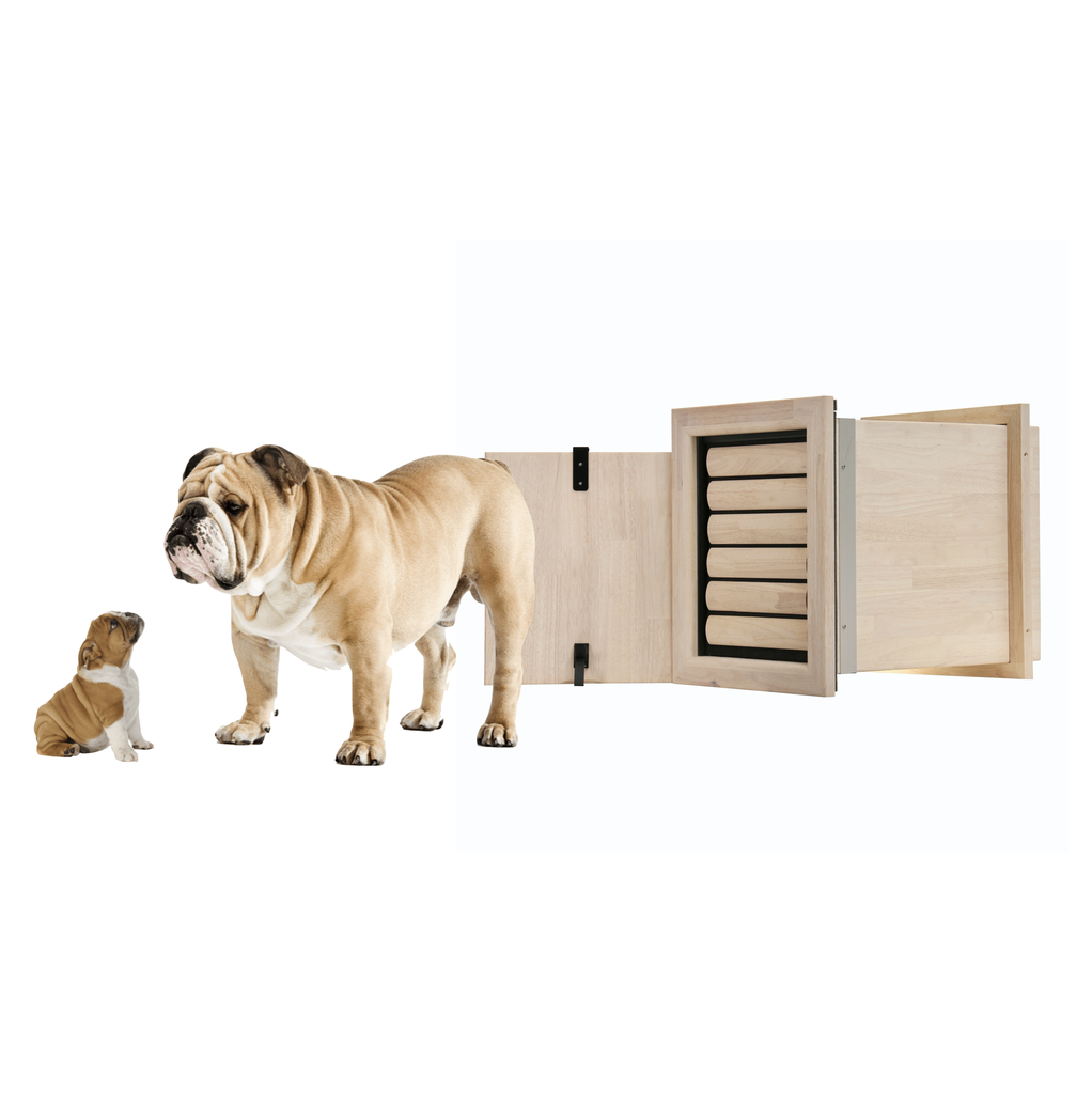 JAKE | Medium Dog Door | For in a wall