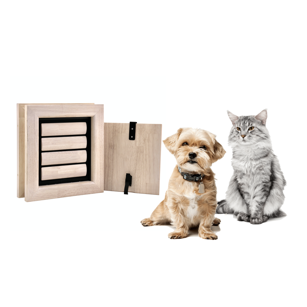 NIPPER | Small Pet Door | For in a door